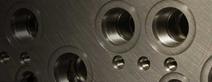 drilled holes - IMI
