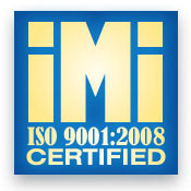 IMI - ISO 9001:2008 Certified