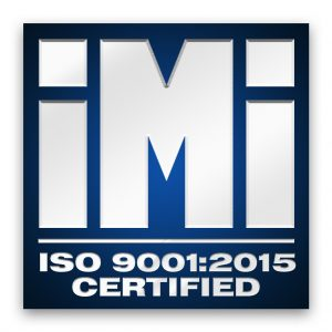 IMI - ISO 9001:2015 Certified