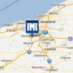 Map to International Machining Inc., Brunswick, Ohio