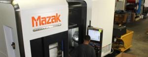 the latest manufacturing technology at International Machining Inc.