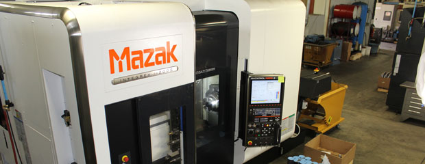 the latest manufacturing technology at International Machining Inc.
